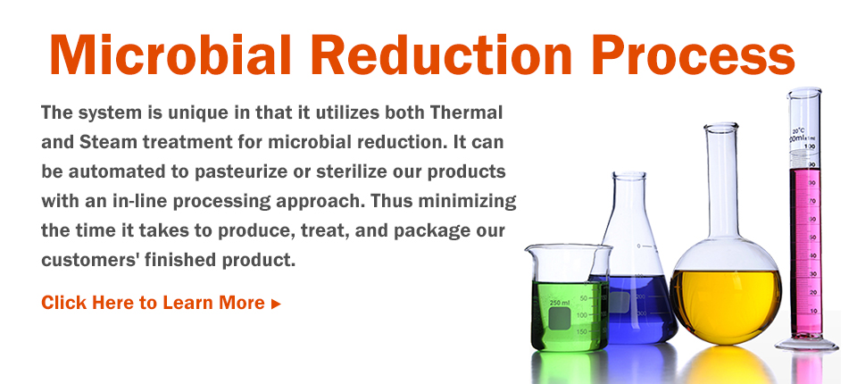Microbial Reduction Process
